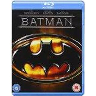 Batman [Blu-ray] [1989] [Region Free]